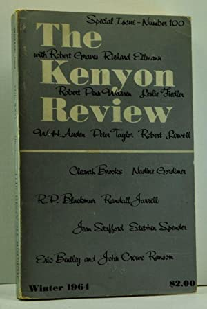 The Kenyon Review, Vol. 26, No. 1 (Winter 1964). Special Issue, Number 100