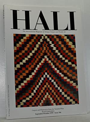 Hali: The International Magazine of Antique Carpet and Textile Art, September/October 1999 (Issue...