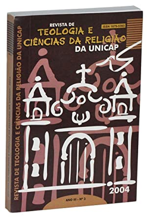 Revista de Teologia e Ciências da Religião: Vasconcelos, Sergio Sezino