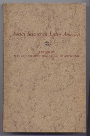 Social Science in Latin America; Papers Presented: Diégues Júnior, Manuel