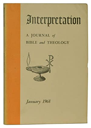 Interpretation: A Journal of Bible and Theology,: Mays, James L.