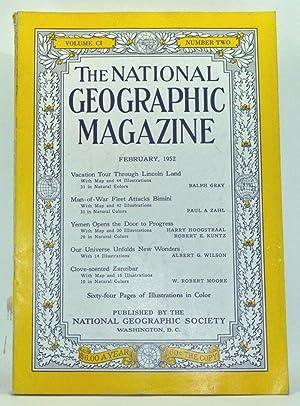 The National Geographic Magazine, Volume 101, Number: Grosvenor, Gilbert (ed.);