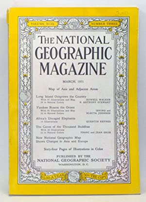 The National Geographic Magazine, Volume 99, Number 3 (March 1951)