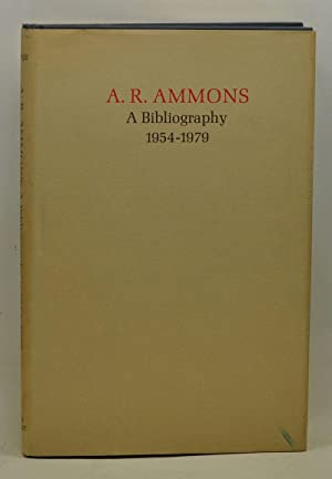 A. R. Ammons: A Bibliography 1954-1979