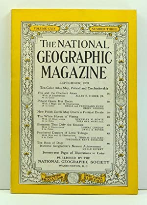 The National Geographic Magazine, Volume 114, Number 3 (September 1958)