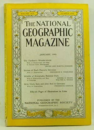 The National Geographic Magazine, Volume 95, Number: Grosvenor, Gilbert (ed.);