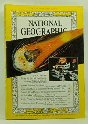 The National Geographic Magazine, Volume 121, Number 6 (June 1962)