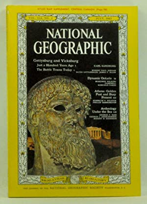 The National Geographic Magazine, Volume 124, Number 1 (July 1963)