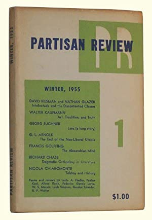 The Partisan Review, Volume XXII, Number 1 (Winter, 1955)