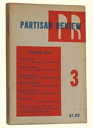 The Partisan Review, Volume XXIII, Number 3 (Summer, 1956)
