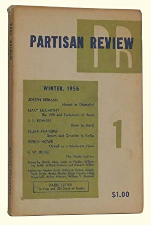 The Partisan Review, Volume XXIII, Number 1 (Winter, 1956)