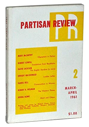 The Partisan Review, Volume XXVIII, Number 2 (March-April, 1961)