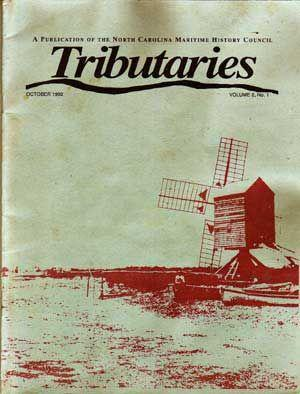 Tributaries: A Publication of the North Carolina: Alford, Michael (ed.);