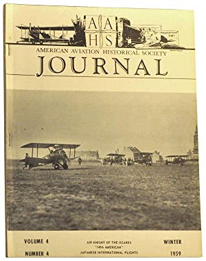 American Aviation Historical Society Journal, Volume 4,: Wheeler, Gerald E.