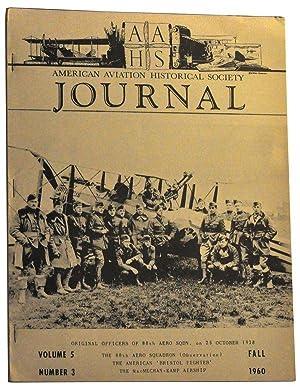 American Aviation Historical Society Journal, Volume 5,: Wheeler, Gerald E.