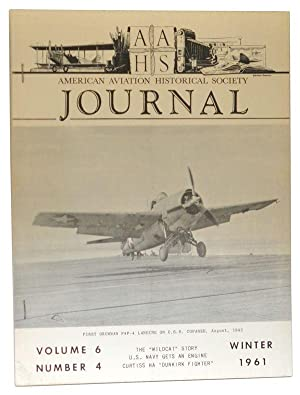 American Aviation Historical Society Journal, Volume 6, Number 4 (Winter 1961)