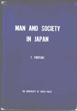 Man and Society in Japan