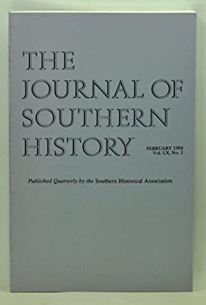 The Journal of Southern History, Volume 60,: Boles, John B.