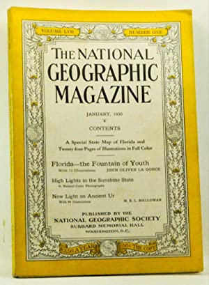 The National Geographic Magazine, Volume 57, Number 1 (January 1930)