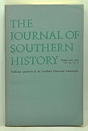 The Journal of Southern History, Volume 40,: Higginbotham, Sanford W.