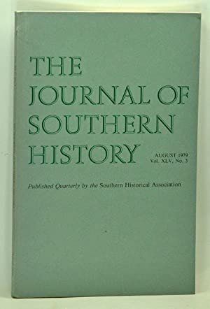 The Journal of Southern History, Volume 45,: Higginbotham, Sanford W.