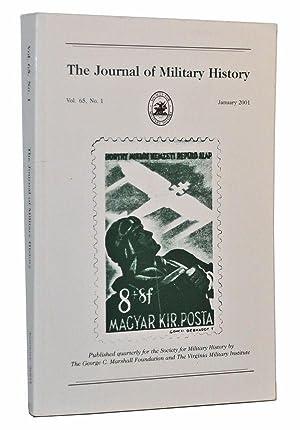 The Journal of Military History, Volume 65,: Vandervort, Bruce (ed.);