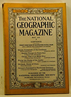 The National Geographic Magazine, Volume 59, Number 5 (May 1931)