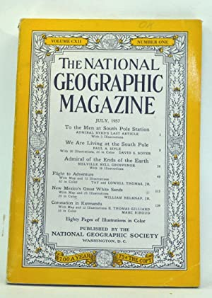 The National Geographic Magazine, Volume CXII, Number: Grosvenor, Melville Bell