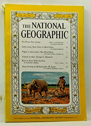 The National Geographic Magazine, Vol. 117, No.: Grosvenor, Melville Bell