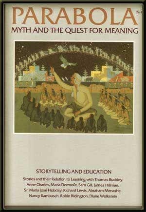 Parabola: Myth and the Quest for Meaning;: Dooling, D. M.