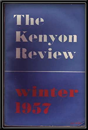 The Kenyon Review, Vol. 19 No. 1: Ransom, John Crowe