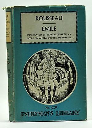 Émile: Rousseau, Jean Jacques;