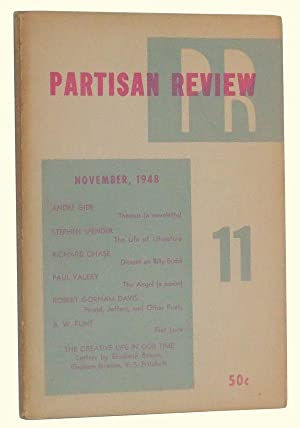 The Partisan Review, Volume 15, Number 11 (November 1948)