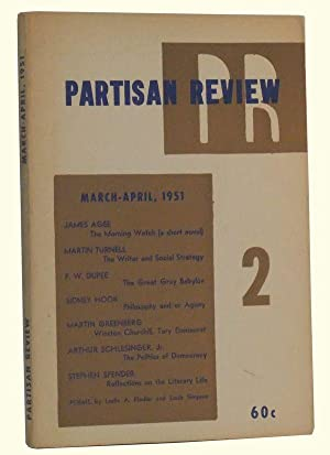 The Partisan Review, Volume 18, Number 2 (March-April 1951)