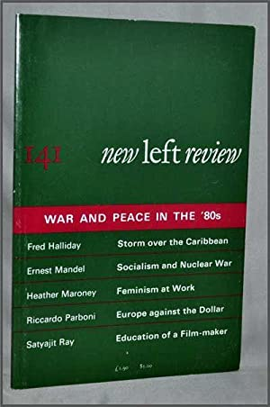 New Left Review, 141 (September-October 1983) : War and Peace in the '80s