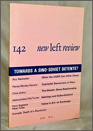 New Left Review, 142 (November-December 1983) : Towards a Sino-Soviet Detente