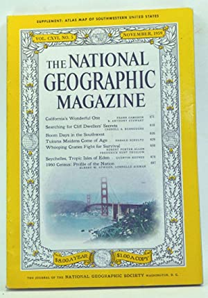 The National Geographic Magazine, Volume 116 Number 5 (November 1959)