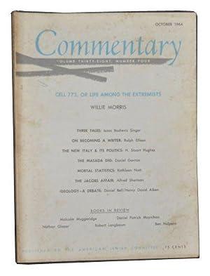 Commentary: Vol. 38, No. 4 (October 1964): Podhoretz, Norman (Ed.);