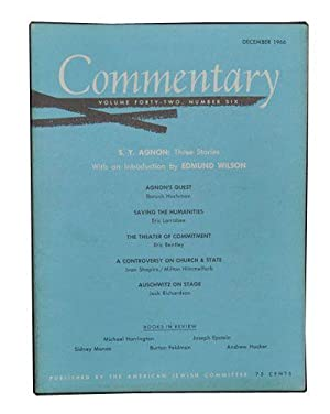 Commentary: Vol. 42, No. 6 (December 1966)