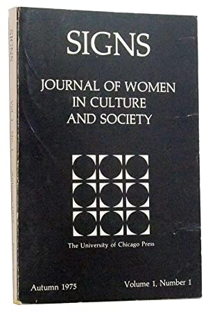 Signs: Journal of Women in Culture and: Hardwick, Elizabeth; Lekachman,