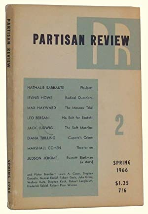 The Partisan Review, Volume 33, Number 2 (Spring 1966)