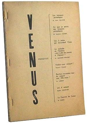 Venus: Ollivier, Marc; Aiziere,