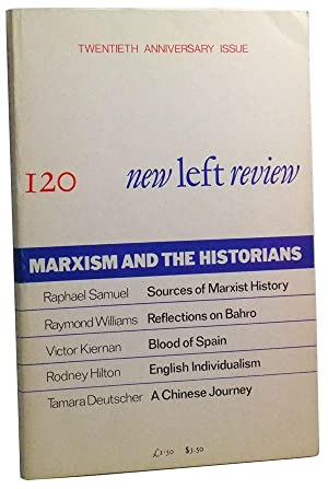 New Left Review Number 120 (March-April 1980).: Anderson, Perry (editor);