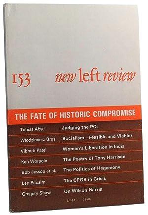 New Left Review Number 153 (September-October 1985).: Blackburn, Robin (editor);