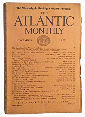 The Atlantic Monthly, Vol. 140, No. 5: Gildersleeve, Virginia C.