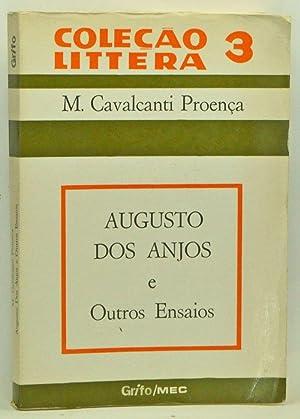 Augusto dos Anjos e Outros Ensaios: Cavalcanti Proença, M.
