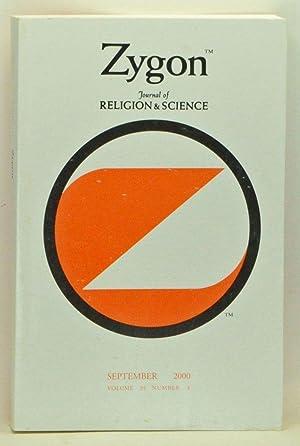 Zygon: Journal of Religion & Science, Volume: Hefner, Philip (ed.);