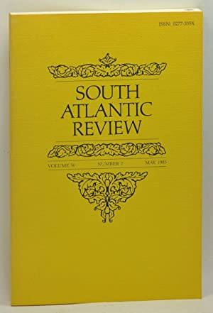 South Atlantic Review, Volume 50, Number 2: Mews, Siegfried (editor);