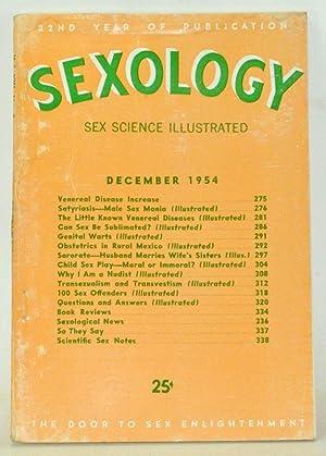 Sexology: Sex Science Magazine. An Authoritative Guide: Gernsback, Hugo (ed.);