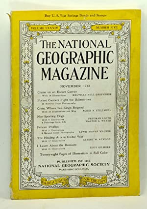 The National Geographic Magazine, Volume 84, Number: Grosvenor, Gilbert (ed.);
